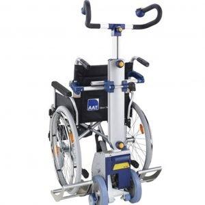 Electric stair climbing wheelchair/machine