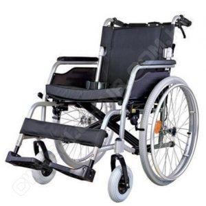 加寛高承重手推輪椅